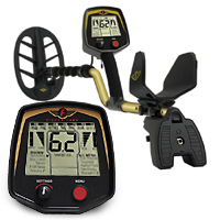 Fisher F-75 Metal Detector